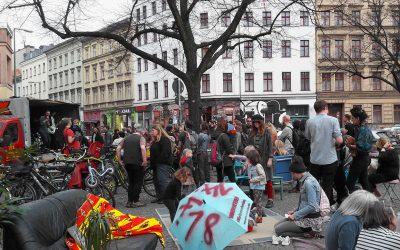 Ora Nostra und Block Oranienstraße 196–204 sammeln Kiezgeschichten